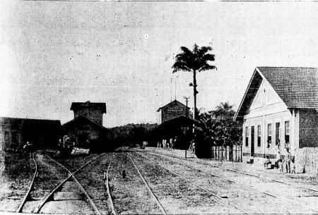 Estação Ferroviária de Volta Redonda